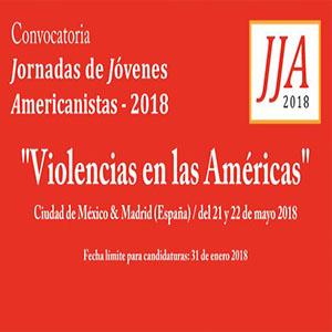Convocatoria JJA – 2018