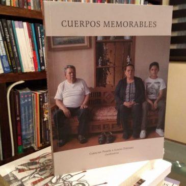 [3 julio] Presentación del libro: Cuerpos Memorables