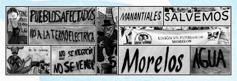 Coloquio Gestionar el agua en Morelos como un bien común.