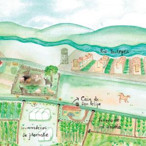 [23 mayo] Presentación del libro: «Elena y el agua» Un cuento en torno a los cambios de usos de agua en Morelos