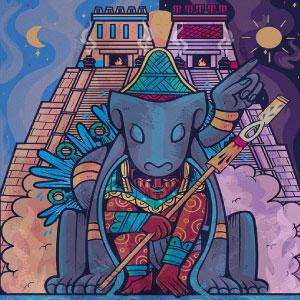 Códice Azcatitlan: Caminatas ilustradas de México-Tenochtitlan
